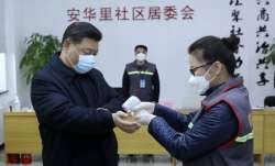 Xi Jinping appears in public for first time after