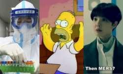 Move over Korean series, Big Bang Theory, Contagion and other cartoon shows, comics predicted corona