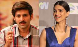 As Kartik Aaryan enjoys Pati Patni Aur Woh with parents, Kriti Sanon calls him 'devdas.' Know why