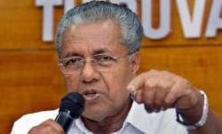 Kerala CM Pinarayi Vijayan/FILE