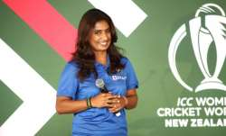 Indian ODI captain Mithali Raj