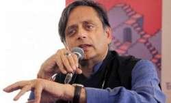 Shashi Tharoor/File Image