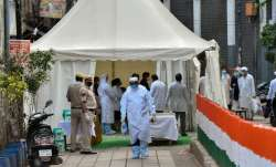 Nizamuddin Markaz: Delhi Police files charge sheets against 376 foreign nationals