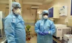 indore doctor death, indore doctor dies, indore doctor coronavirus, indore latest news,