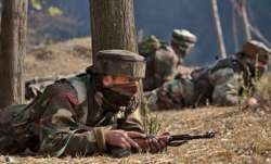 Encounter underway between security forces and terrorists in J&K's Kulgam (Representational image)
