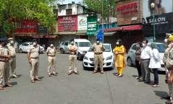 Delhi's Bengali Market sealed after three new coronavirus