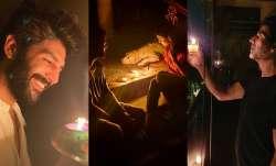 9 PM, 9 minutes LIVE: Kangana, Kartik, Akshay Kumar to Anushka, stars light diyas to mark solidarity