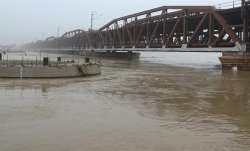 For a change, Yamuna flows cleaner and full