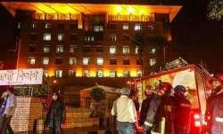 Bangladesh hospital fire