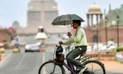 Heatwave, north India, monsoon, rain, lockdown