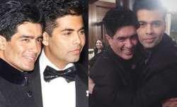 Karan Johar expresses heartfelt gratitude to BFF Manish Malhotra for best birthday gift. Guess what