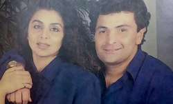 Neetu Kapoor remembers husband Rishi Kapoor 'with a cheer and not a tear'