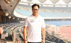 kiren rijiju, india tv, kiren rijiju sports minister, coronavirus, indian sports, coronavirus pandem
