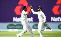 R Ashwin and Virat Kohli