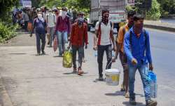 Waive one-way ticket charges of migrants or levy fare from state govt: Gujarat HC directs Railways