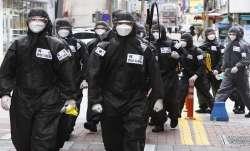 South Korea coronavirus cases