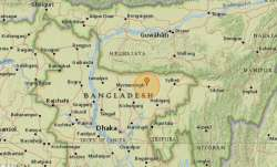 Earthquake of magnitude 4.2 strikes India-Bangladesh border