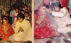 Amitabh Bachchan shares wedding photos with wife Jaya on 47th anniversary