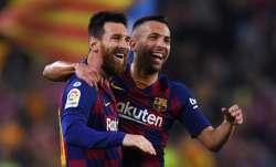 Lionel Messi motivates you in every aspect of game: Jordi Alba