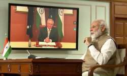Call for 'famous Modi hug' from Down Under; Aussie PM Scott Morisson lauds Indian counterpart