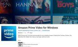 amazon, amazon prime video, amazon prime video windows app, windows, microsoft, microsoft windows, w