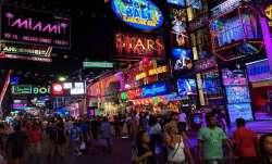 Pattaya bars, Pattaya nightclubs, Pattaya nightlife, Pattaya lockdown, Thailand,