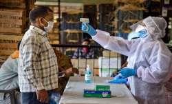 Coronavirus recovery rate in India