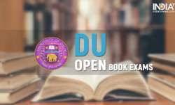 DU Open Book Exams, DU official website, DU Open book exams issues, technical issue DU, Delhi Univer