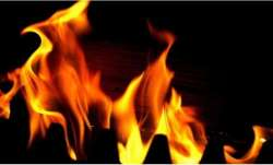 Fire breaks out at furniture shop in Delhi's Lajpat Nagar market
