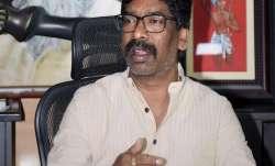 Jharkhand CM Hemant Soren, wife test negative for coronavirus