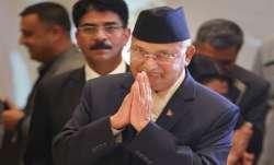 Shiv Sena slams Nepal PM Oli's remarks on Ayodhya