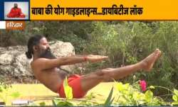 Suffering From Vata Pitta And Kapha Diseases Swami Ramdev Shares Yoga Asanas To Cure It Suffering News India Tv