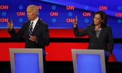 Joe Biden picks Kamala Harris as running mate for US Presidential Election 2020