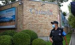 China Canadian death sentence drug trafficking