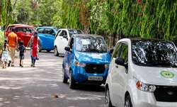 Delhi, electric vehicle policy