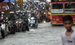 Heavy rain in parts of Mumbai; IMD predicts more showers