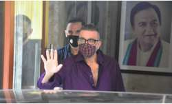 Sanjay Dutt recovers, discharged from Lilavati hospital