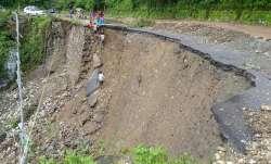 Uttarakhand heavy rains, landslide