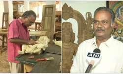 Bengaluru artisan,Ramamurthy Achar,