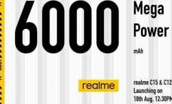 realme, realme smartphones, realme c series, realme c12, realme c12 launch in india, realme c12 lau