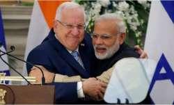 I-Day: Israeli prez congratulates India in Hebrew; hopes bilateral friendship will continue to grow