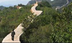 China restricts climbing 'wild Great Wall'