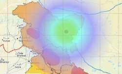 Earthquake of magnitude 5.1 hits Ladakh