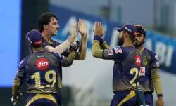 Kolkata Knight Riders secured a dominant seven-wicket win