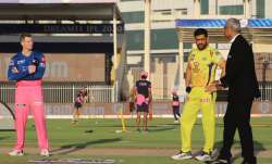 Live Score Rajasthan Royals vs Chennai Super Kings, IPL 2020: CSK opt to bowl against RR