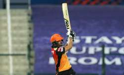 Live Score Kolkata Knight Riders vs SunRisers Hyderabad, IPL 2020: Manish Pandey key as SRH look to