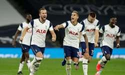 ErikLamelaequalized for Tottenham late