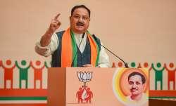 Bihar Election 2020: JP Nadda to address four rallies, NDA meeting on Oct 20, 21