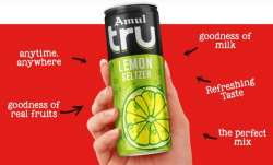Amul introduces healthy beverage 'Seltzer' by blending dairy, fruits, fizz