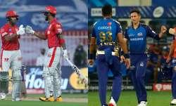 Kings XI Punjab vs Mumbai Indians Live Cricket Score IPL 2020: Both teams look to recover from defea